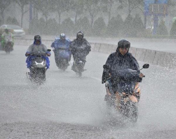 Áp thấp trên Biển Đông tiếp tục mạnh lên, cả nước sẽ có mưa to đến rất to