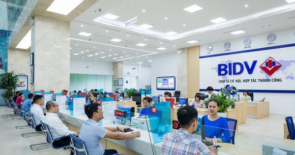 BIDV báo lãi trước thuế 6 tháng hơn 4.400 tỷ đồng