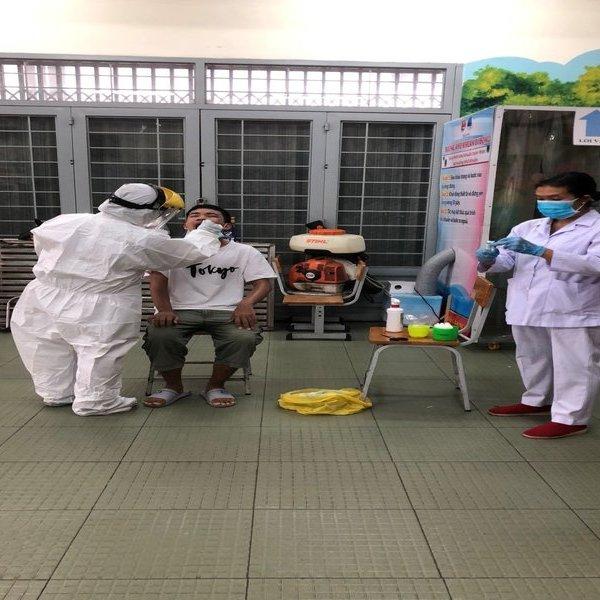 TPHCM: Tiếp tục rà soát các biện pháp phòng chống dịch Covid 19 tại bệnh viện Quốc tế City