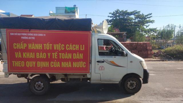 Từ 0 giờ ngày 1/8, Quảng Nam thực hiện cách ly xã hội 5 huyện, thị xã -1