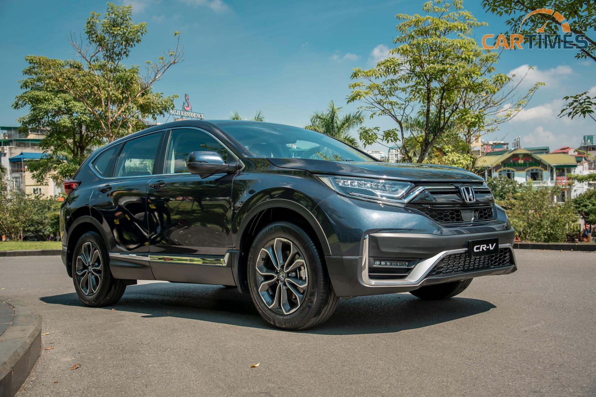 Tìm hiểu công nghệ Honda Sensing trên mẫu xe CR-V 2020 vừa ra mắt thị trường Việt Nam                                            -1