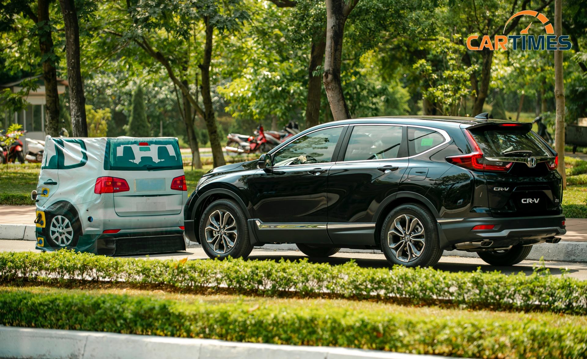 Tìm hiểu công nghệ Honda Sensing trên mẫu xe CR-V 2020 vừa ra mắt thị trường Việt Nam                                            -5