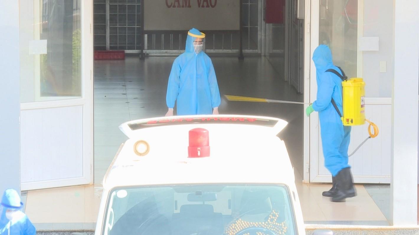 Kết quả xét nghiệm lần 1 của 34 người tiếp xúc với nữ sinh viên mắc COVID-19 ở Đắk Lắk-1