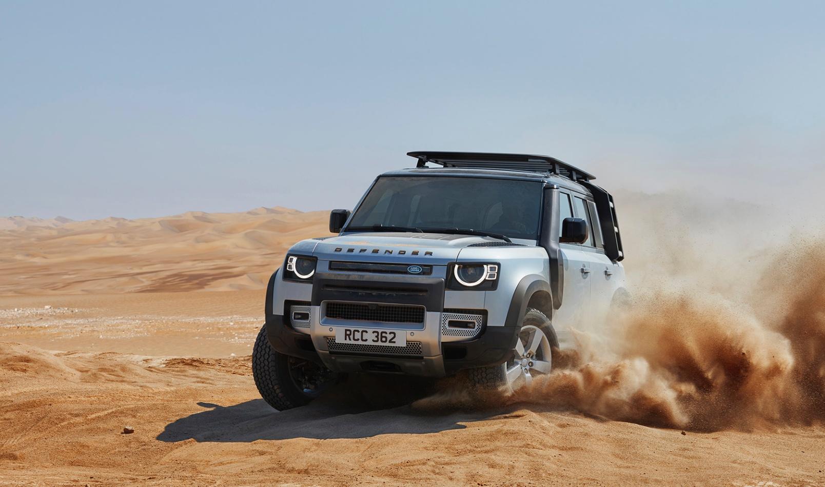 Land Rover Defender thế hệ mới sắp ra mắt thị trường châu Á, chờ ngày về Việt Nam