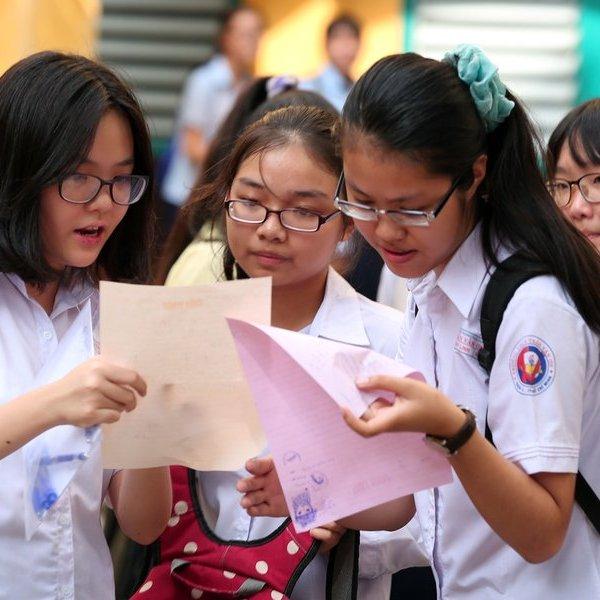 Hà Nội chính thức công bố điểm chuẩn vào lớp 10 năm 2020