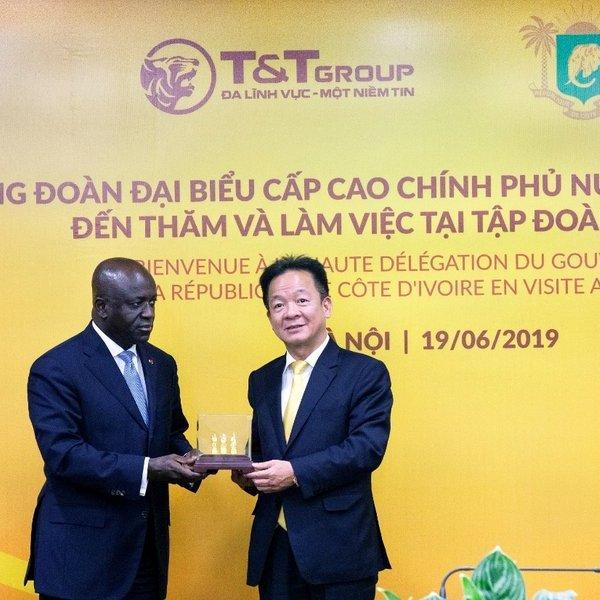 T&T Group thu mua toàn bộ sản lượng điều thô của Chính phủ Bờ Biển Ngà