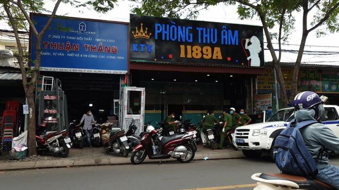 Phát hiện 28 người Trung Quốc nhập cảnh trái phép vào Sài Gòn-1