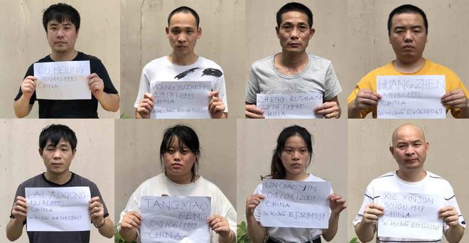 Phát hiện 28 người Trung Quốc nhập cảnh trái phép vào Sài Gòn-2