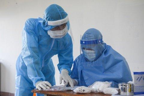 Thêm 37 ca dương tính virus SARS-COV-2, có ca bệnh ở TP.HCM và Quảng Nam
