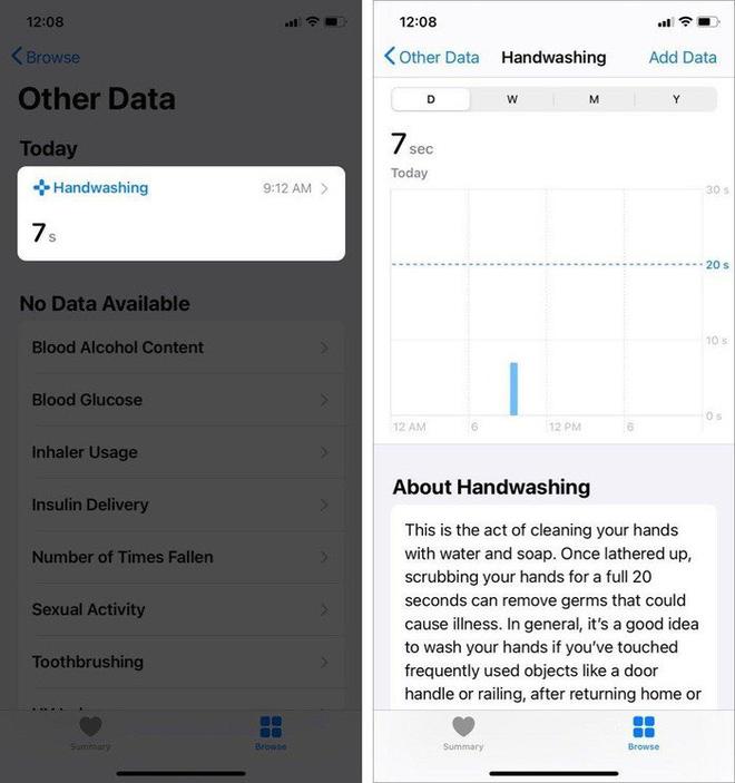 Samsung, Apple cập nhật tính năng Nhắc nhở rửa tay ngay trên smartwatch để phòng tránh Covid-19-4