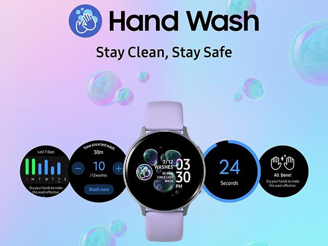 Samsung, Apple cập nhật tính năng Nhắc nhở rửa tay ngay trên smartwatch để phòng tránh Covid-19-1