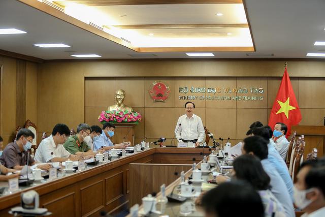 Tp. Đà Nẵng và tỉnh Quảng Nam kiến nghị dừng thi tốt nghiệp THPT 2020-1