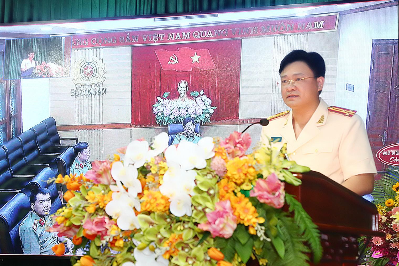 Chân dung tân giám đốc Công an tỉnh Thừa Thiên - Huế-1