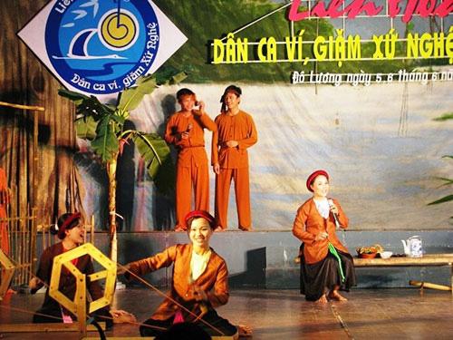 Thủ tướng yêu cầu bảo vệ, phát huy giá trị của di sản Dân ca Ví, Giặm Nghệ Tĩnh-1