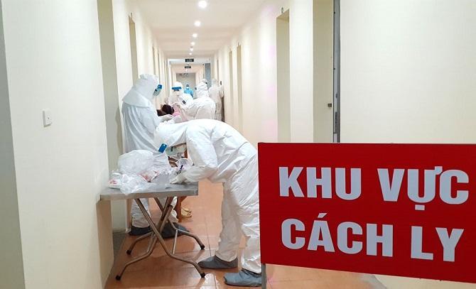 Thêm 12 ca dương tính virus SARS-COV-2, có ca liên quan đến bệnh viện Đà Nẵng-1