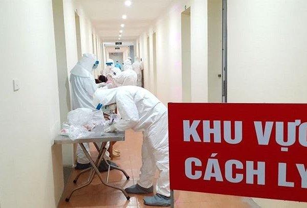 Thêm 12 ca dương tính virus SARS-COV-2, có ca liên quan đến bệnh viện Đà Nẵng