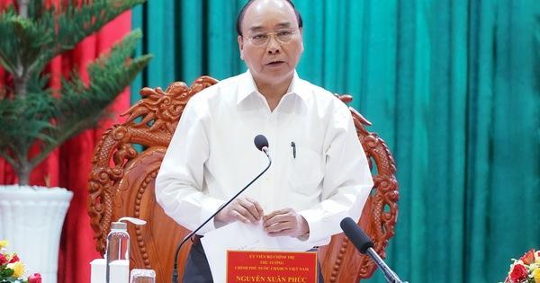 5/13 địa phương vùng ĐBSCL tăng trưởng âm, Thủ tướng đề nghị thảo luận thẳng thắn tìm cách thúc đẩy tăng trưởng