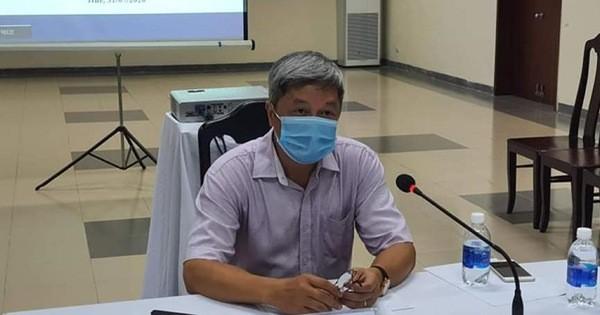 Thứ trưởng Nguyễn Trường Sơn: Bệnh viện Trung ương Huế phải là hậu phương vững chắc cho Đà Nẵng
