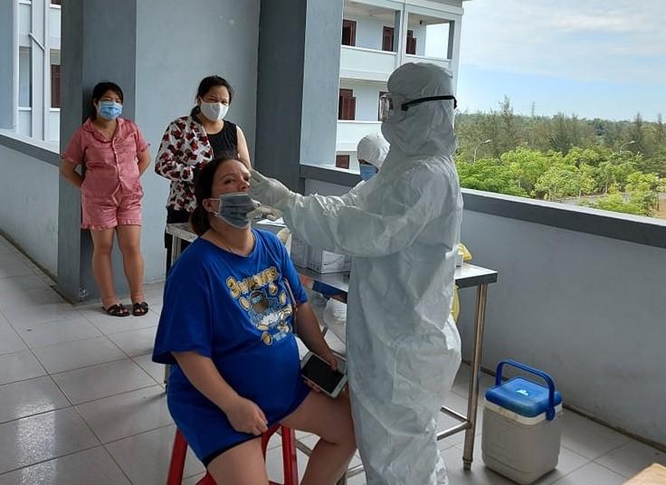 Thông tin đầy đủ về 8 ca bệnh Covid-19 mới ở Quảng Nam-1