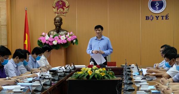 Quyền Bộ trưởng Y tế: Vẫn chưa tìm được mối liên quan giữa các ca COVID-19 tại cộng đồng và các ca mắc trong bệnh viện ở Đà Nẵng