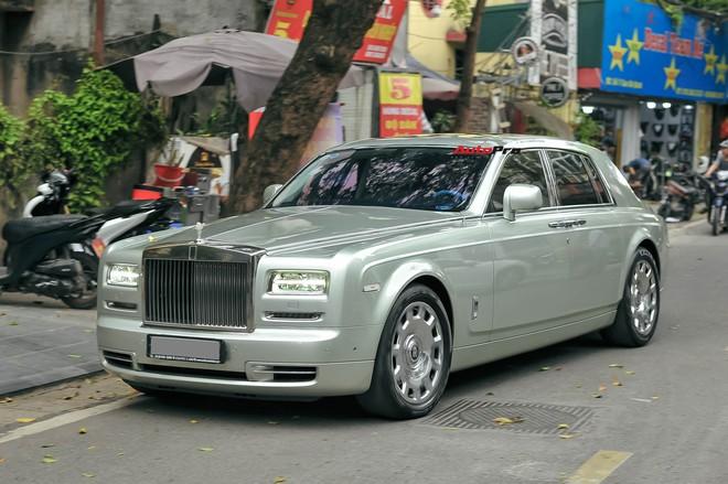 Đẳng cấp 'chơi' Rolls-Royce Phantom của nhà giàu Việt: Hàng siêu hiếm, siêu độc trên thế giới-5