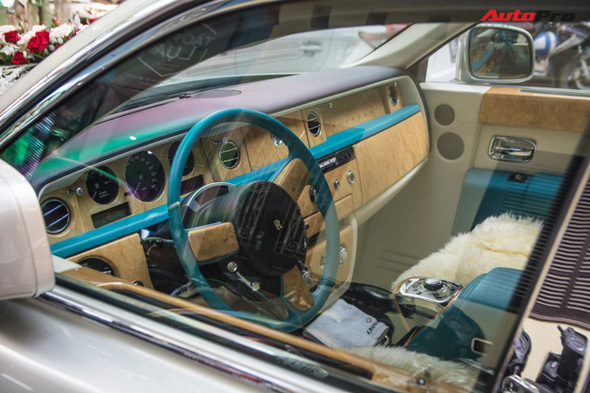 Đẳng cấp 'chơi' Rolls-Royce Phantom của nhà giàu Việt: Hàng siêu hiếm, siêu độc trên thế giới-6