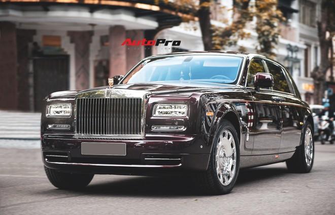 Đẳng cấp 'chơi' Rolls-Royce Phantom của nhà giàu Việt: Hàng siêu hiếm, siêu độc trên thế giới-3