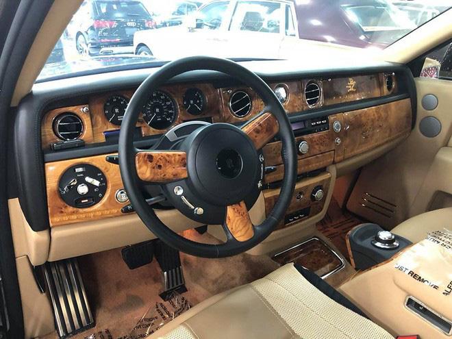 Đẳng cấp 'chơi' Rolls-Royce Phantom của nhà giàu Việt: Hàng siêu hiếm, siêu độc trên thế giới-2
