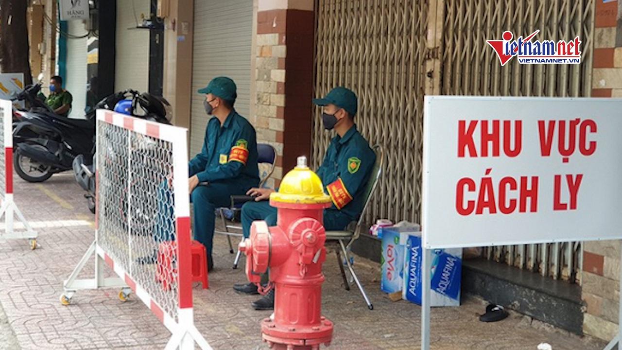 Xác định 195 người tiếp xúc 3 ca nhiễm Covid-19 ở Sài Gòn