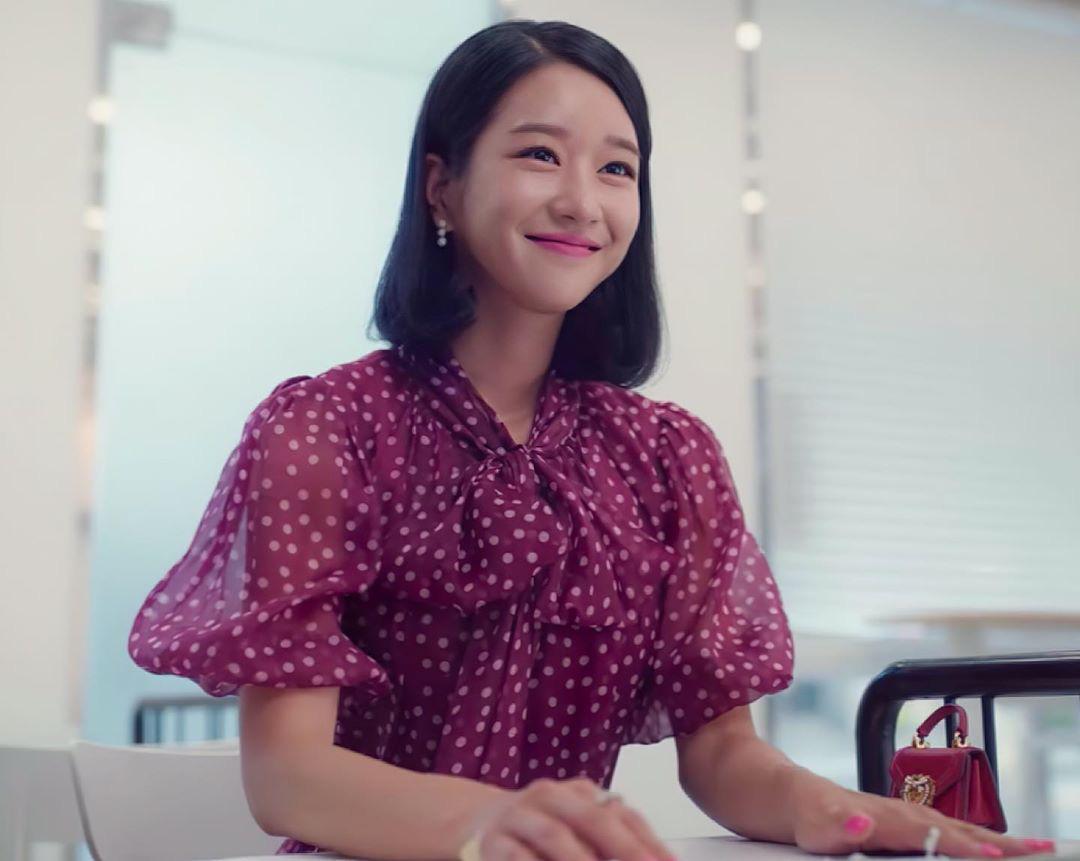 Seo Ye Ji biến hóa khôn lường với 5 kiểu cực sang khi để tóc bob, chị em học theo thì dễ ăn điểm xịn mịn-4