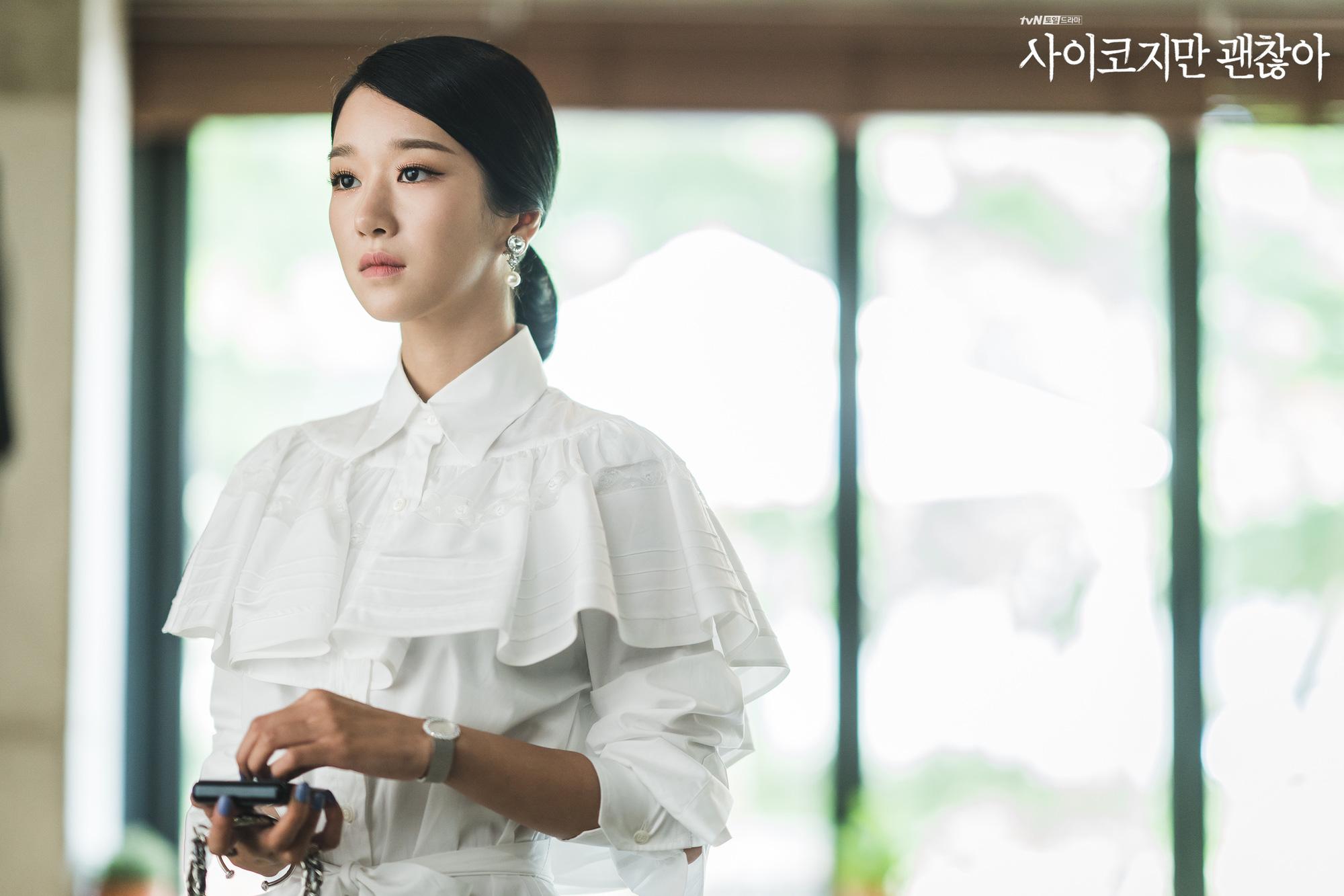 Seo Ye Ji biến hóa khôn lường với 5 kiểu cực sang khi để tóc bob, chị em học theo thì dễ ăn điểm xịn mịn-6