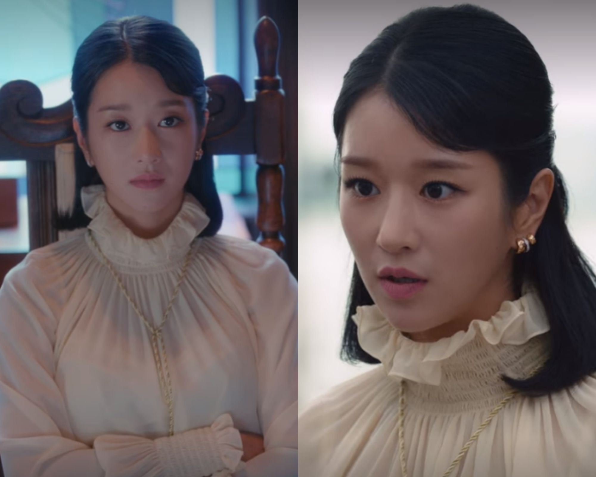 Seo Ye Ji biến hóa khôn lường với 5 kiểu cực sang khi để tóc bob, chị em học theo thì dễ ăn điểm xịn mịn-5