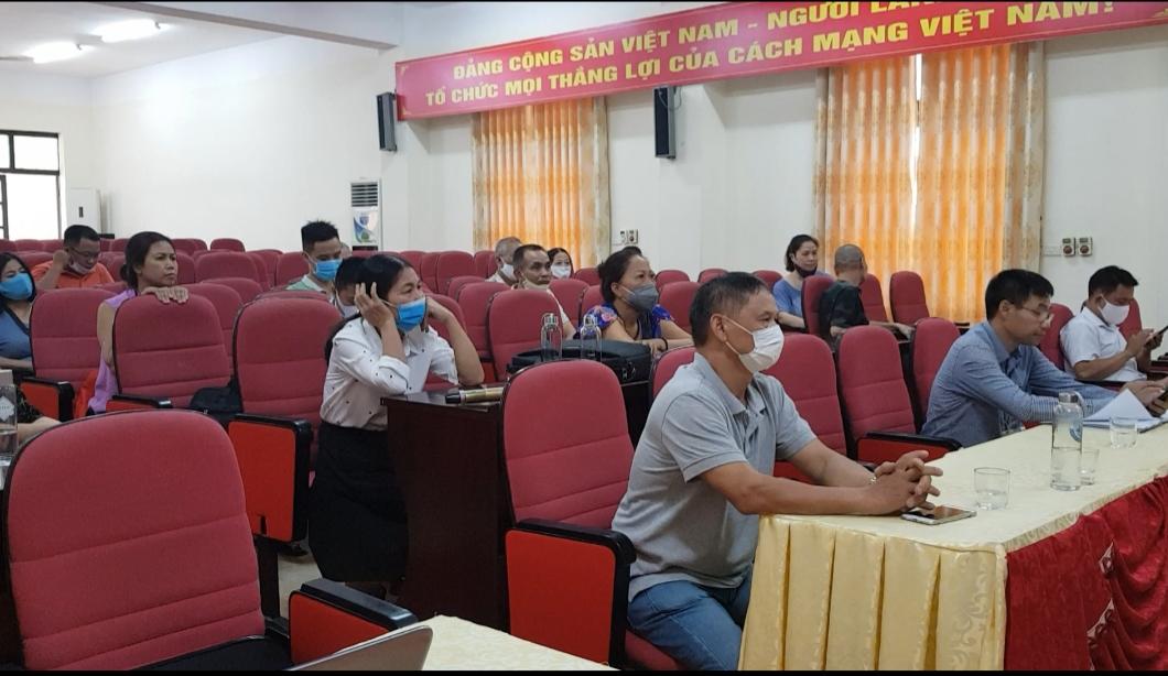 Khẩn trương hoàn tất hồ sơ cấp GCNQSDĐ cho các hộ dân sau phản ánh của Người Đưa Tin Pháp Luật-1
