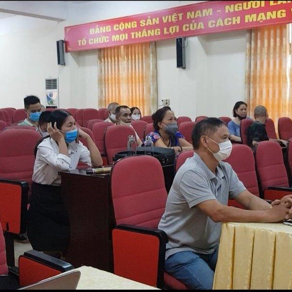 Khẩn trương hoàn tất hồ sơ cấp GCNQSDĐ cho các hộ dân sau phản ánh của Người Đưa Tin Pháp Luật
