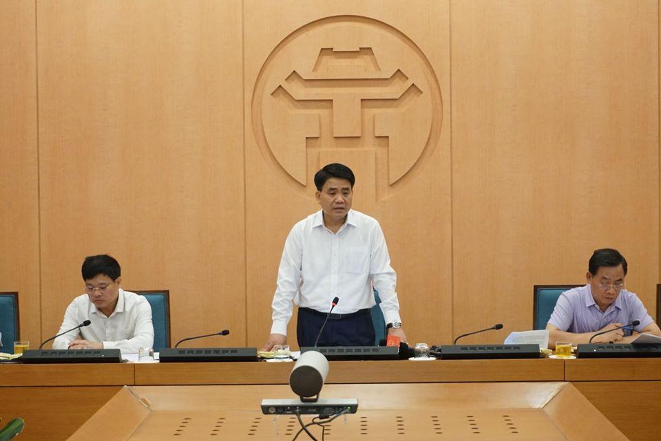 Hà Nội yêu cầu bổ sung kít test nhanh phục vụ người dân đi từ vùng dịch về-1