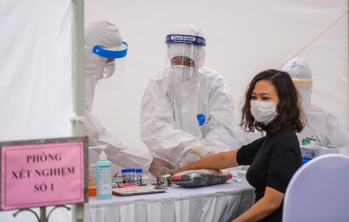 Bộ Y tế gửi công văn khẩn về việc thực hiện xét nghiệm Covid-19-1