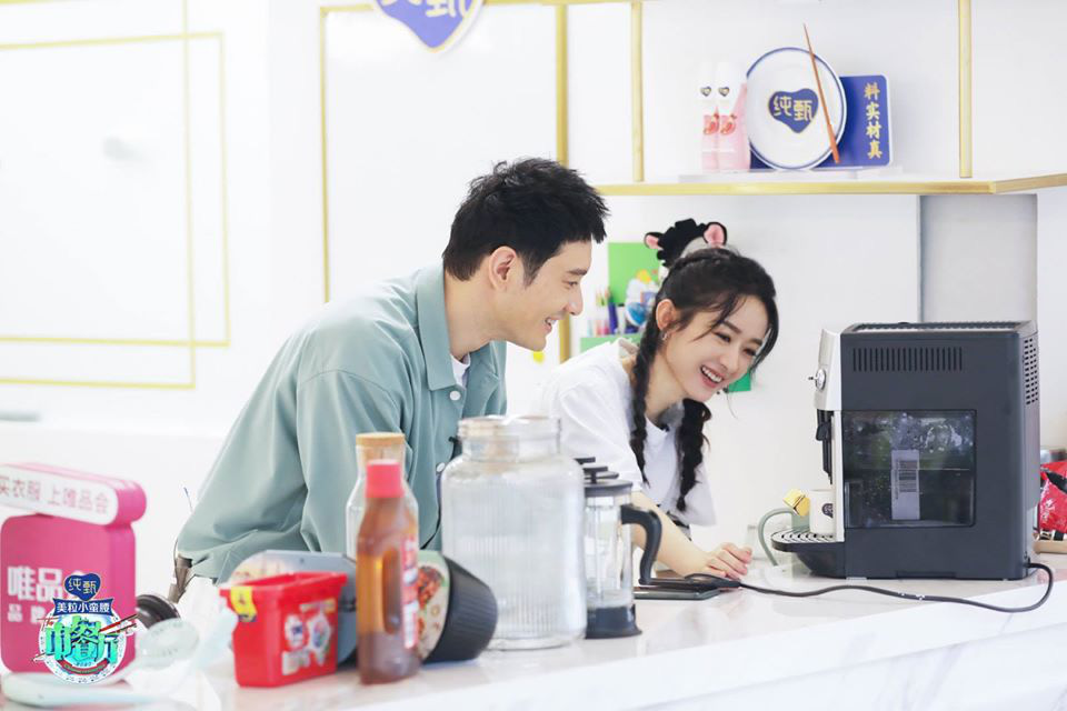 Nhà hàng Trung Hoa 4: Loạt ảnh góc nghiêng tuyệt đẹp của Triệu Lệ Dĩnh, khóc trên truyền hình mà không cho ai biết -2