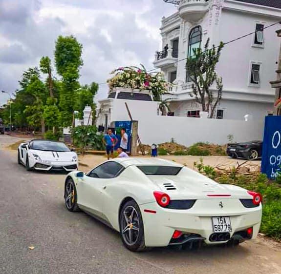 Lamborghini Gallardo LP570-4 Performante độc nhất Việt Nam cùng Ferrari 458 Spider lạ lẫm bất ngờ xuất hiện tại Hải Phòng-2
