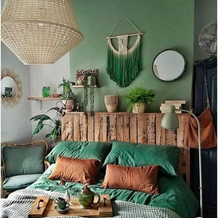 Gợi ý 10 kiểu giường pallet vừa rẻ vừa xinh phù hợp với mọi loại phòng ngủ-10