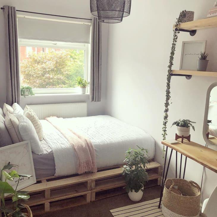 Gợi ý 10 kiểu giường pallet vừa rẻ vừa xinh phù hợp với mọi loại phòng ngủ-5