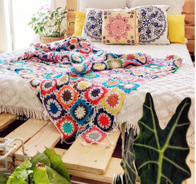 Gợi ý 10 kiểu giường pallet vừa rẻ vừa xinh phù hợp với mọi loại phòng ngủ-6