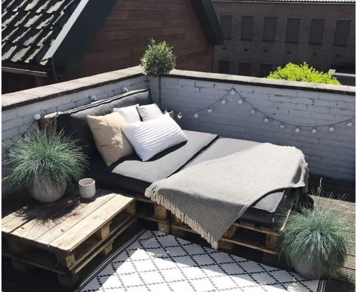 Gợi ý 10 kiểu giường pallet vừa rẻ vừa xinh phù hợp với mọi loại phòng ngủ-8