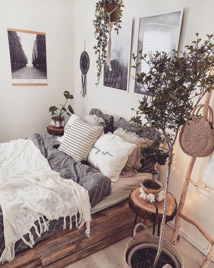 Gợi ý 10 kiểu giường pallet vừa rẻ vừa xinh phù hợp với mọi loại phòng ngủ-9