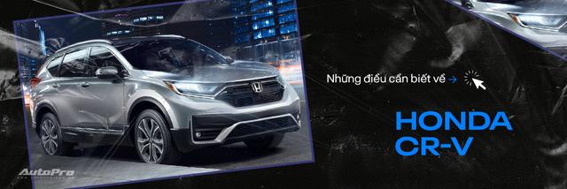 10 điểm sáng trên Honda CR-V 2020 để giữ ngôi vua doanh số phân khúc-11