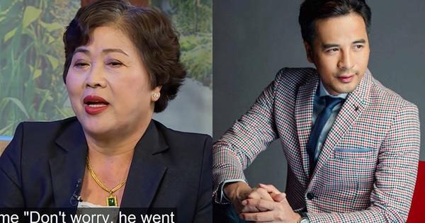 Mẹ diễn viên chuyên đóng phản diện Đoàn Minh Tài: