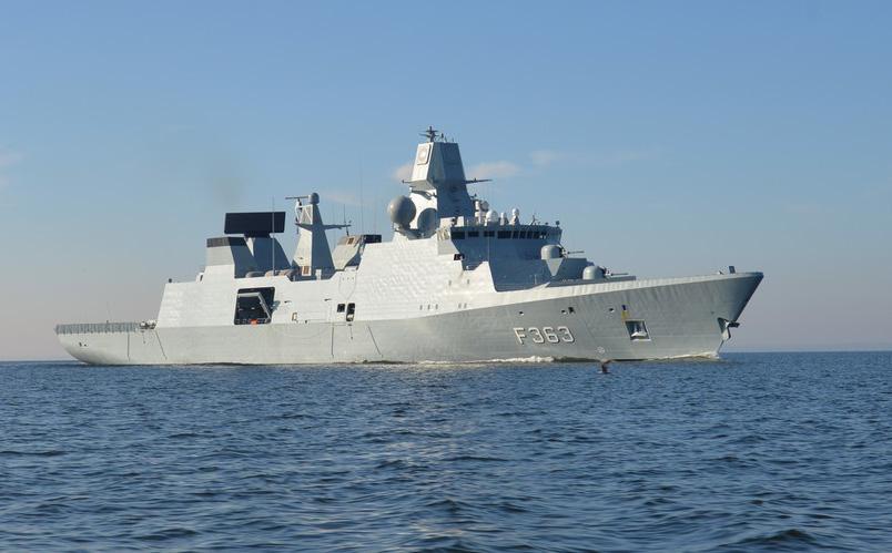 Indonesia mua 2 tàu khu trục