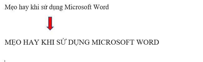 Thủ thuật thú vị trong Microsoft Word ít người biết-2