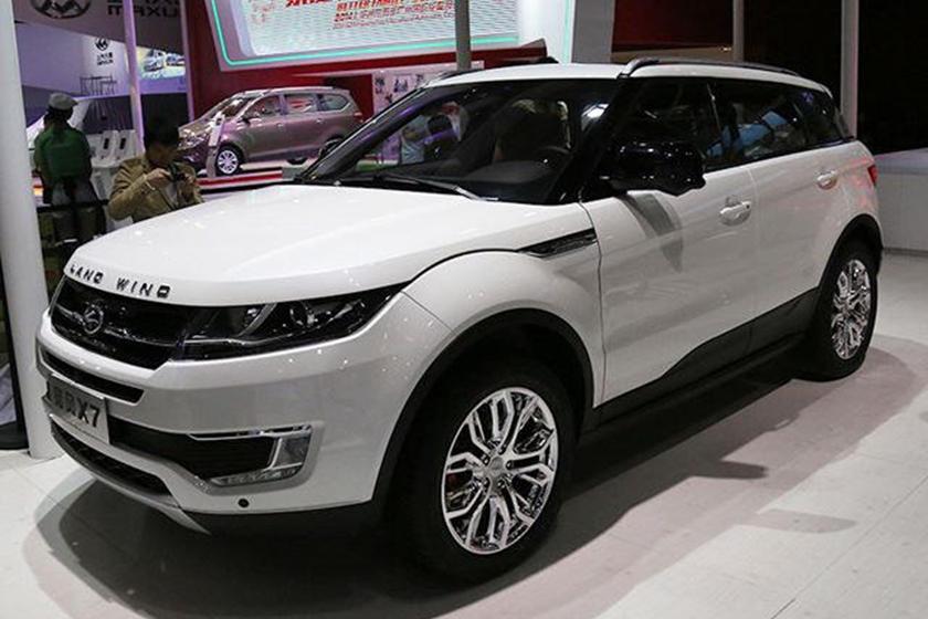 Những mẫu xe Trung Quốc copy: Tốt và Tệ (P1)                                            -2