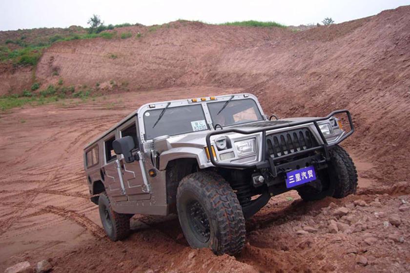 Những mẫu xe Trung Quốc copy: Tốt và Tệ (P1)                                            -3
