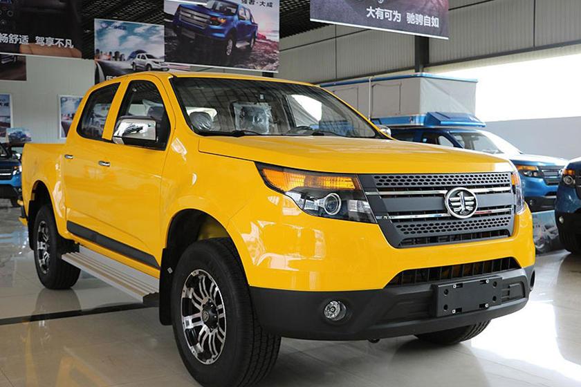 Những mẫu xe Trung Quốc copy: Tốt và Tệ (P1)                                            -4